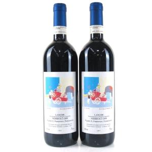 R.Voerzio Nebbiolo 2008 Piedmont 2x75cl