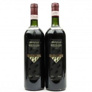 Le Chiuse 1998 Brunello di Montalcino 2x75cl