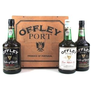 Offley Port Gift Box 3x75cl