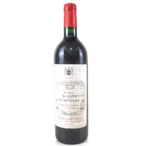 """Ch. La Providence """"Comte Audoin De Dampierre"""" 1993 Bordeaux"""