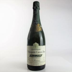 Heidsieck Monopole Green Top Demi-Sec NV Champagne