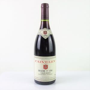 Faiveley 1986 Beaune 1er Cru