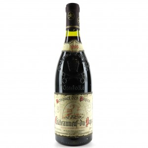 Bosquet Des Papes 1995 Chateauneuf-Du-Pape