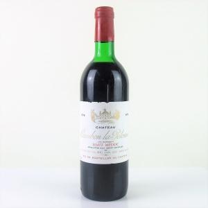 Ch. Cambon La Pelouse 1979 Bordeaux