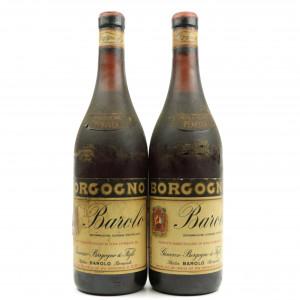 Borgogno 1969 Barolo Riserva 2x75cl