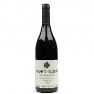 Clarendon Hills Romas Old Vines Grenache 1999 South Australia