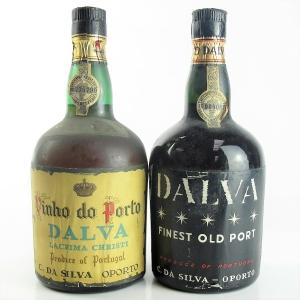 Dalva Port 2x75cl