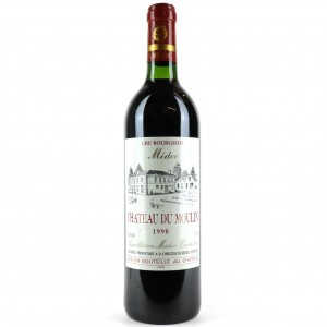 Ch. Du Moulin 1998 Medoc