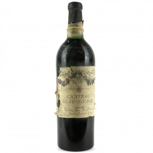 Ch. Beau Rivage 1961 Medoc / Justerini & Brooks