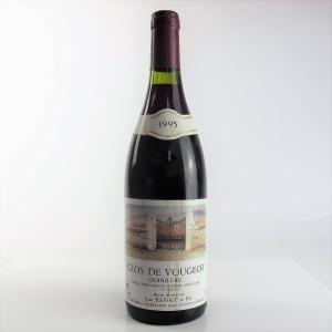 J.Raphet & Fils 1995 Clos De Vougeot Grand-Cru