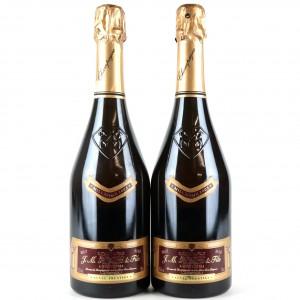 Gobillard Cuvee Prestige Brut Rosé 2003 Champagne 2x75cl