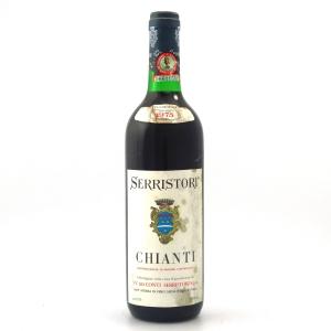 Serristori 1975 Chianti