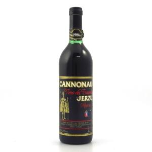 Jerzu Cannonau 1986 Sardinia