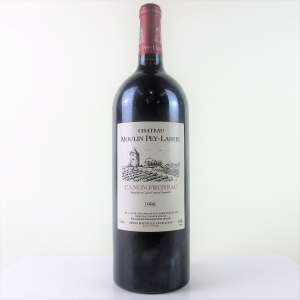 Ch. Moulin Pey-Labrie 1998 Canon-Fronsac