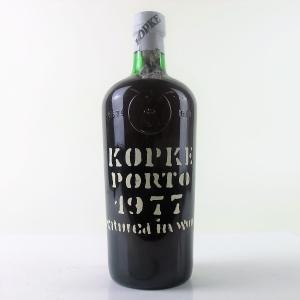 Kopke 1977 Colheita Port