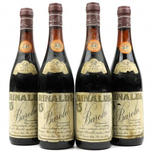Rinaldi 1975 Barolo 4x75cl