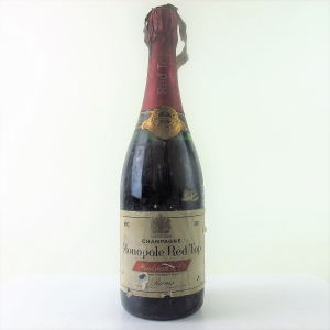 Heidsieck Monopole Red Top Sec NV Champagne