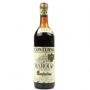 Conterno 1971 Barolo Riserva