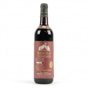 B.Giacosa 1967 Barolo Riserva Speciale