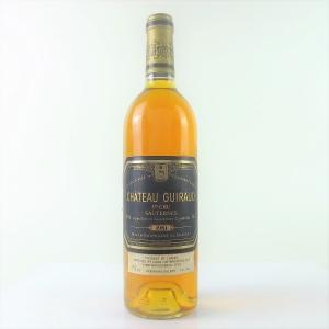 Ch. Guiraud 1981 Sauternes 1er-Cru