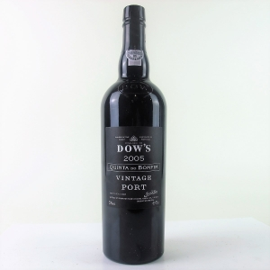 Dow's Quinta Do Bomfim 2005 Vintage Port