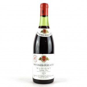Bouchard 1972 Musigny Grand-Cru