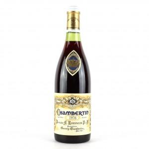 Dom. A.Rousseau 1976 Chambertin Grand-Cru