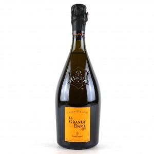 Veuve Clicquot Ponsardin La Grande Dame Brut 2008 Vintage Champagne