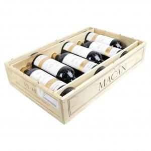 B.Rothschild & Vega Sicilia Macan 2012 Rioja 6x75cl / OWC