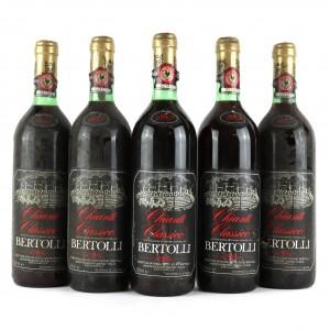 Bertoli 1983 Chianti Classico 5x75cl