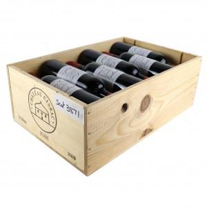 Ch. Cissac 2009 Haut-Medoc 12x75cl / Original Wooden Case