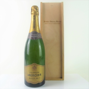 Mercier Private Brut Vintage 1966 Champagne