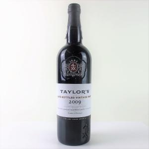 Taylor's 2009 LBV Port