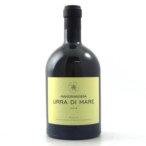 """Mandrarossa """"Urra Di Mare"""" Sauvignon Blanc 2016 Sicily 150cl"""