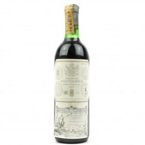 Marques De Riscal 1975 Rioja Crianza