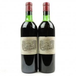 Ch. Lafite-Rothschild 1970 Pauillac 1er-Cru 2x75cl