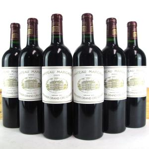 Ch. Margaux 2005 1er-Cru 6x75cl / Original Wooden Case