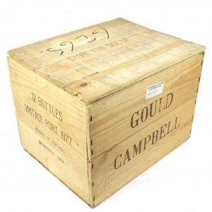 Gould Campbell 1977 Vintage Port 12x75cl / OWC