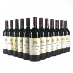 Viña Salceda 1991 Rioja Reserva 12x75cl
