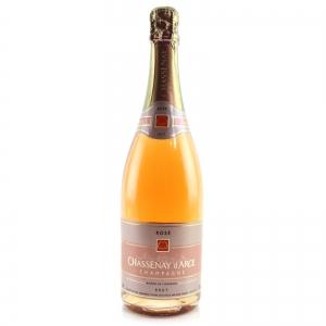 Chassenay d'Arce Brut NV Rose Champagne
