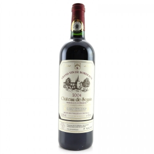 Ch. De Seguin 2004 Bordeaux