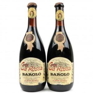 G.Ravinale Ca Rossa 1971 Barolo 2x72cl