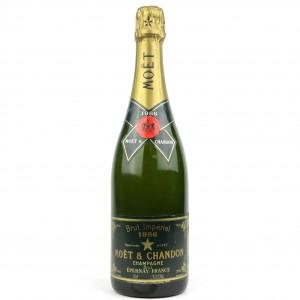 Moet & Chandon 1986 Vintage Champagne