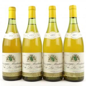 Javillier Ruchottes 1977 Chassagne-Montrachet 1er-Cru 4x75cl