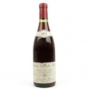Dom. G.Boisseaux Beaune Montee Rouge 1971 Beaune