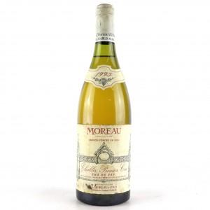 Moreau Vau De Vey 1995 Chablis 1er-Cru