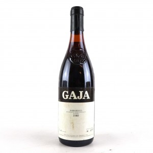 Gaja 1980 Barbaresco