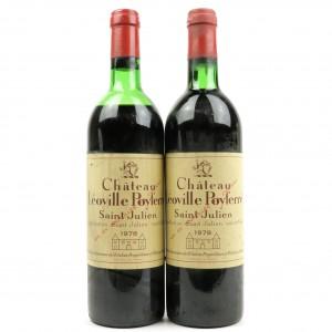 Ch. Leoville Poyferre 1978 St-Julien 2eme-Cru 2x75cl