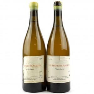 Bernaudeau Les Terres Blanches 2009 Vin De France 2x75cl