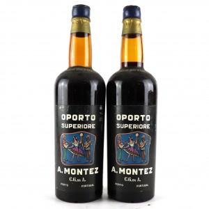 A.Montez NV Oporto Superiore / 2 Bottles